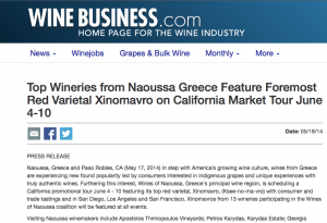 pressrelease_california_xinomavro